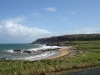 Tremone bay in spring